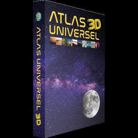 Atlas 3D décoratif