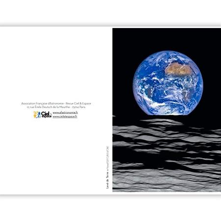 cartes postales planète terre