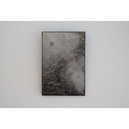 objet décoration astronomie cassiom cratère lunaire 1