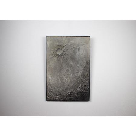 objet décoration astronomie cassiom cratère lunaire 2