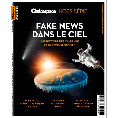 Hors-série Fake news dans le ciel