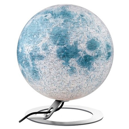 Globe National Geographic de la Lune