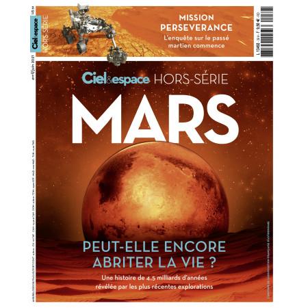 Hors-série sur Mars