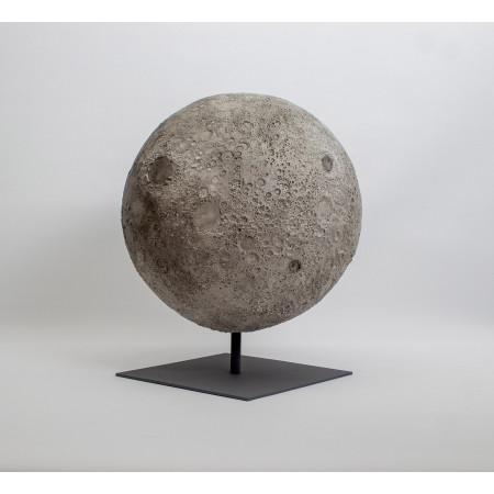 objet décoration astronomie cassiom globe lunaire 2