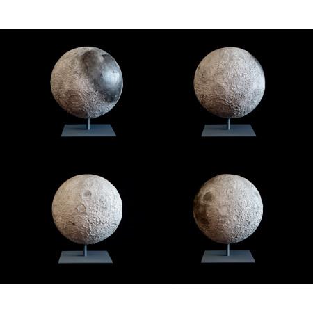 objet décoration astronomie cassiom globe lunaire 6