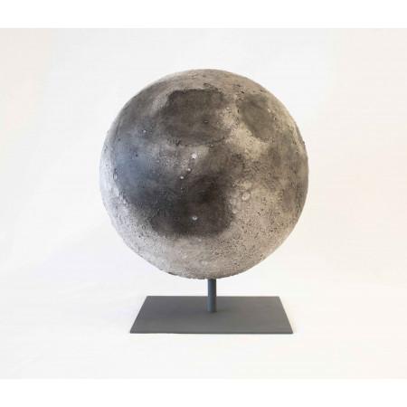 objet décoration astronomie cassiom globe lunaire 4