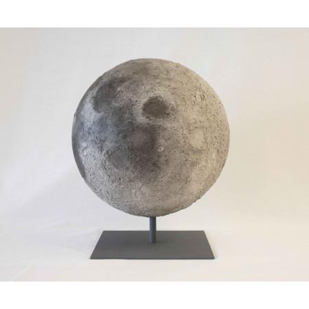 objet décoration astronomie cassiom globe lunaire 7
