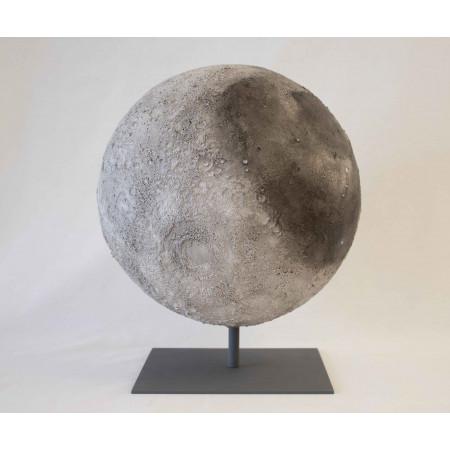 objet décoration astronomie cassiom globe lunaire 9