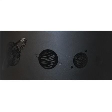 détails mug planètes astronomie