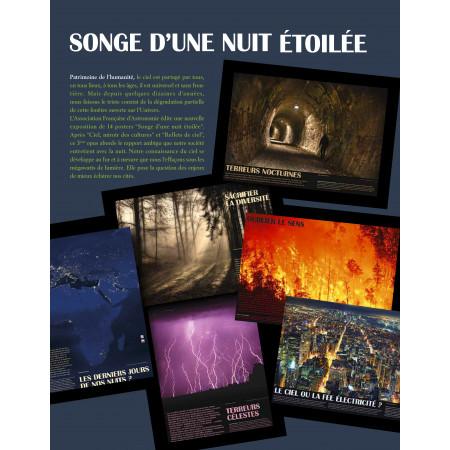 Exposition Songe d'une Nuit étoilée affiche