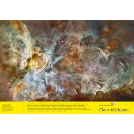 exposition de l'AFA Reflets de Ciel panneau exemple
