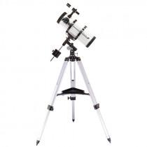 Télescope newton Bellatrix 130/1000 mm sur Monture EQ2