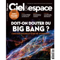 Boutique AFA numéro 577 - Doit-on douter du big bang ?