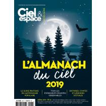 """Hors-série """"L'Almanach du ciel 2019"""""""