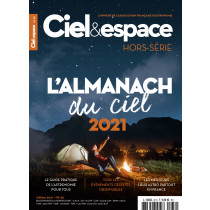 Ciel & Espace - HS38 - Almanach du ciel 2021