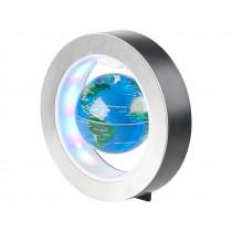 TERRA CIRCULA - Globe terrestre en lévitation