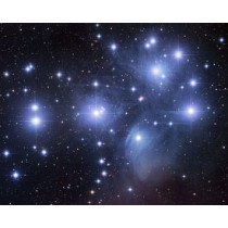 galleryastro Tirage photo Les pleiades M45 ©AFA