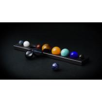 Deskspace - Set de gemmes décoratives sur support acier