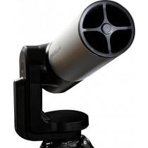 Le télescope eVscope et son sac de transport
