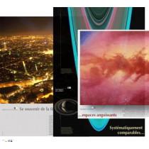 exposition de l'AFA Reflets de Ciel montage