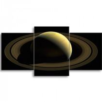Tryptique Saturne