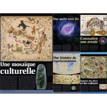 exposition de l'AFA ciel miroir des cultures montage