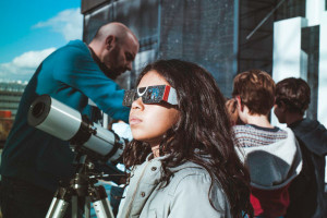 Club de science Astronomie Vers le ciel et au delà