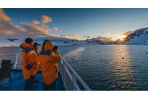 Croisière Eclipse totale en Antarctique