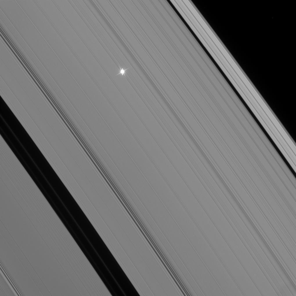 Antares saturne