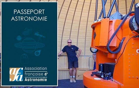 Séjour en observatoire astronomique