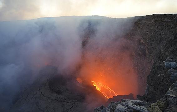 Voyage découverte des volcans et des paysages naturels d'Ethiopie