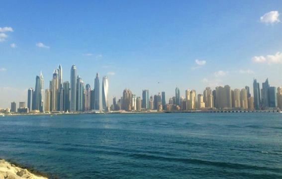 Visite guidée de la ville de Dubaï