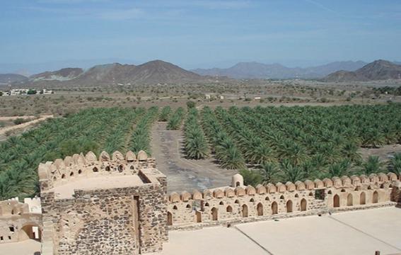 Visite de Nizwa en Oman