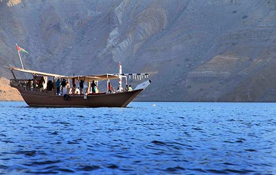 circuit oman avec découverte en bateau