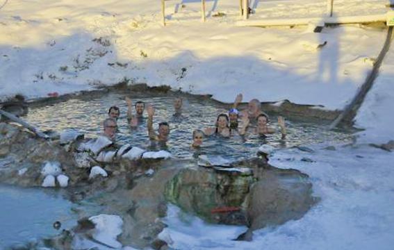 bain naturel eau chaudes islande
